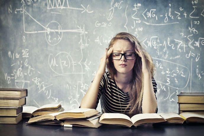 bad study habits